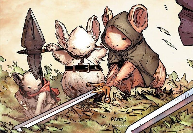 Mouse Guard: fermata la produzione della pellicola