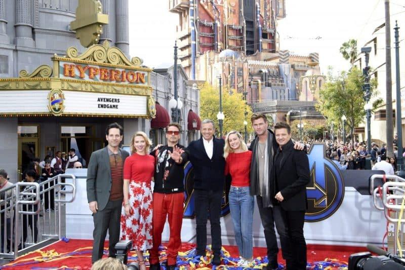 Le star di Avengers: Endgame e Disney Team of Heroes per gli ospedali pediatrici