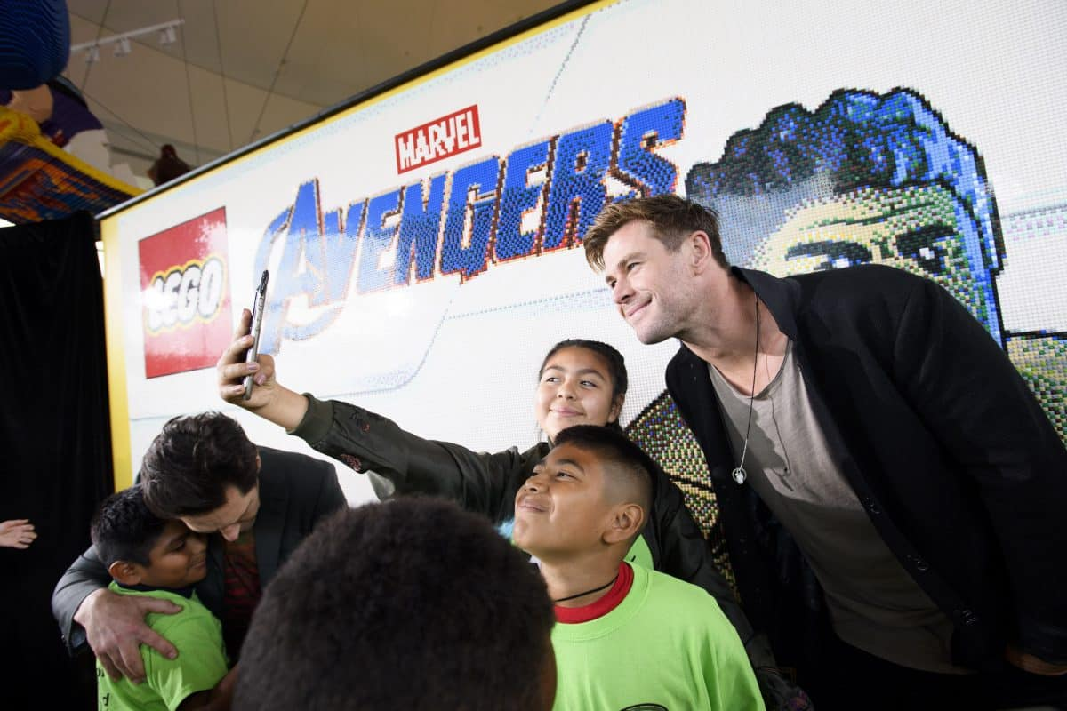 Avengers Universe Unites