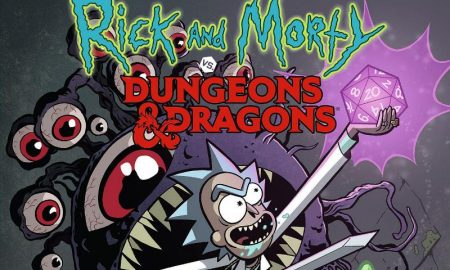 RICK AND MORTY VS DUNGEONS & DRAGONS HOME