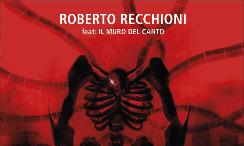 Da Feltrinelli comics il nuovo graphic novel di Roberto Recchioni