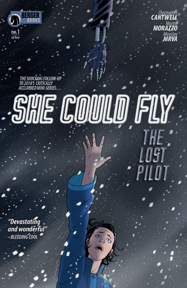 She Could Fly - The Lost Pilot 1