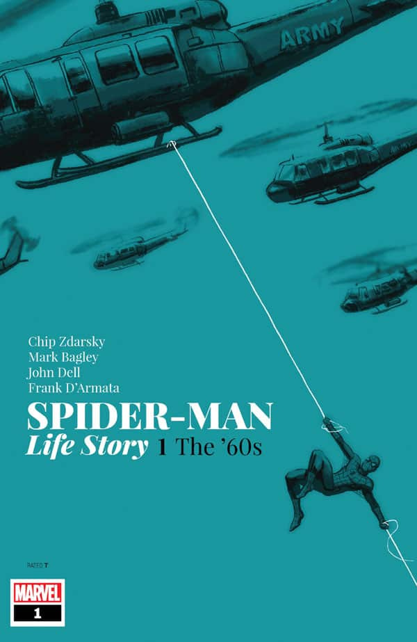 Spider-Man - Life Story 1