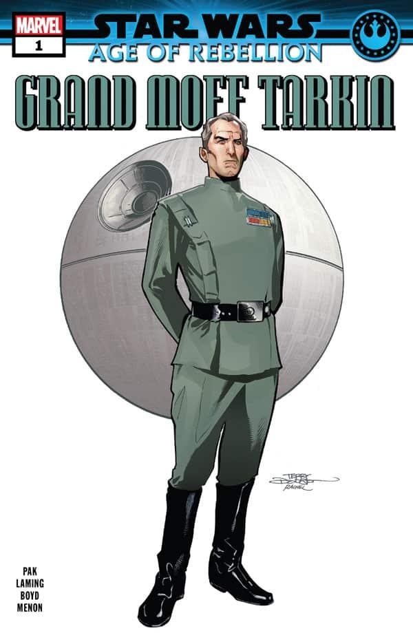 Star Wars - Age Of Rebellion - Grand Moff Tarkin