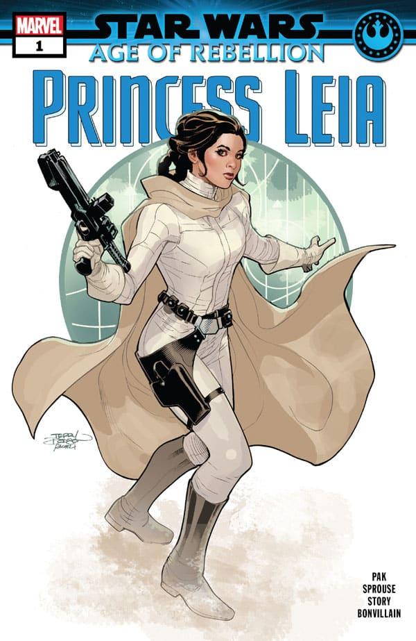 Star Wars - Age Of Rebellion - Princess Leia