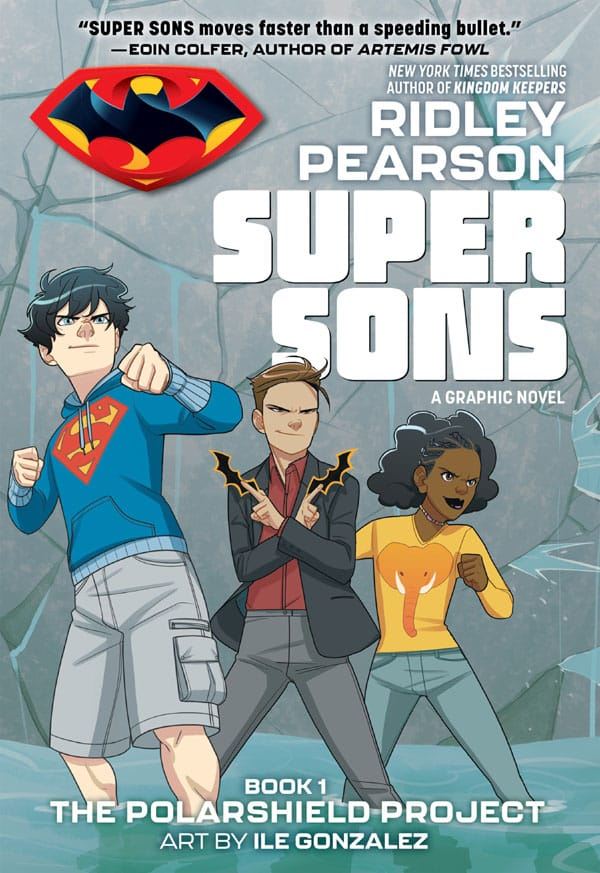 Super Sons - The Polarshield Project