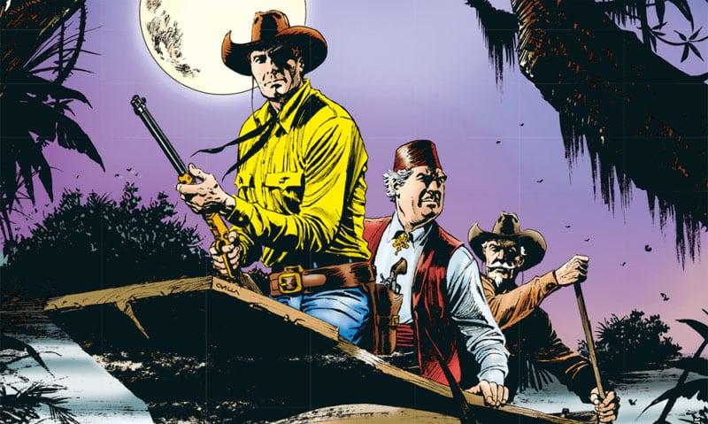 Tex #702 – Il tempio nella giungla (Manfredi, Bocci)