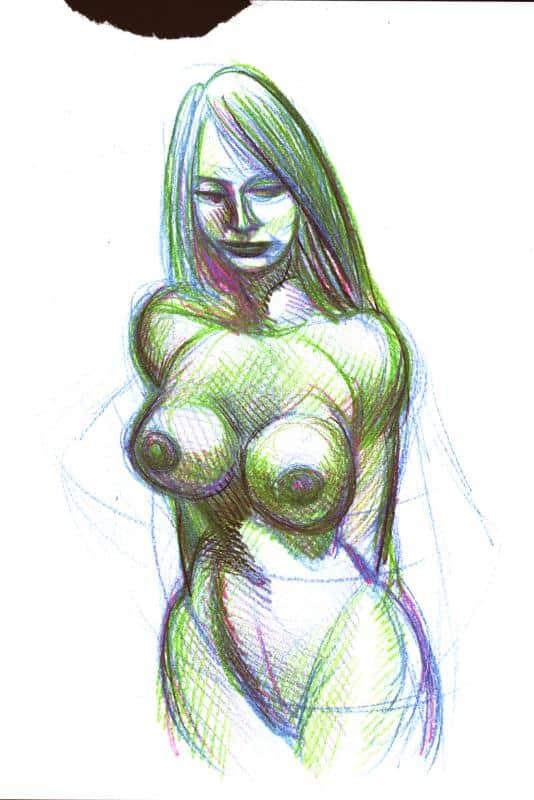 Timidà_Lo Spazio nudo