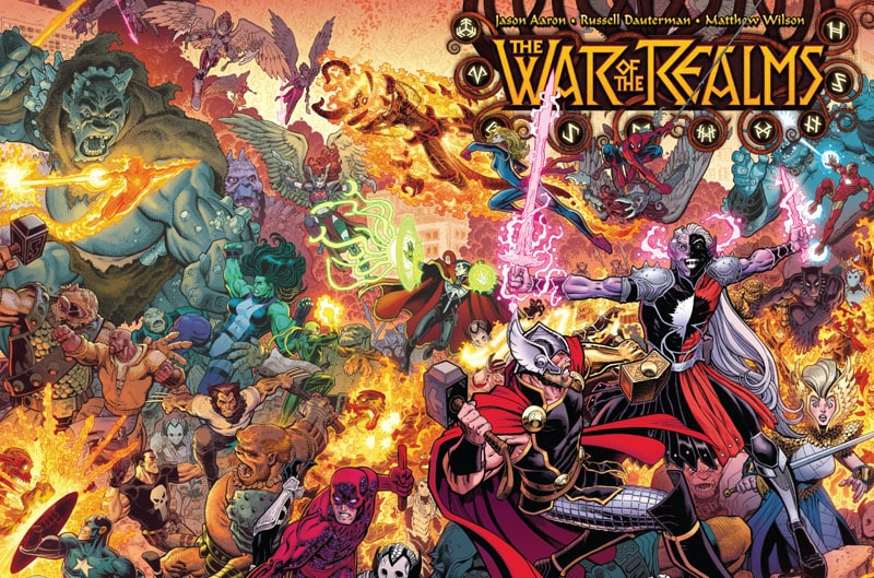 FIP #19: Arriva l'evento War of the Realms