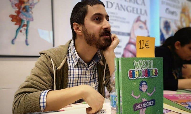 Bricòla 2019: intervista a Enrico Pierpaoli di Wasabi Gummybears