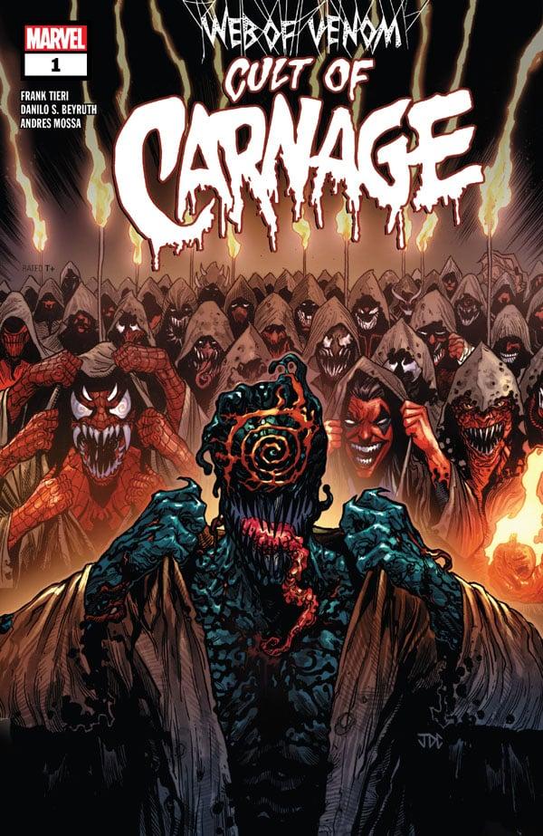 Web Of Venom - Cult Of Carnage 1