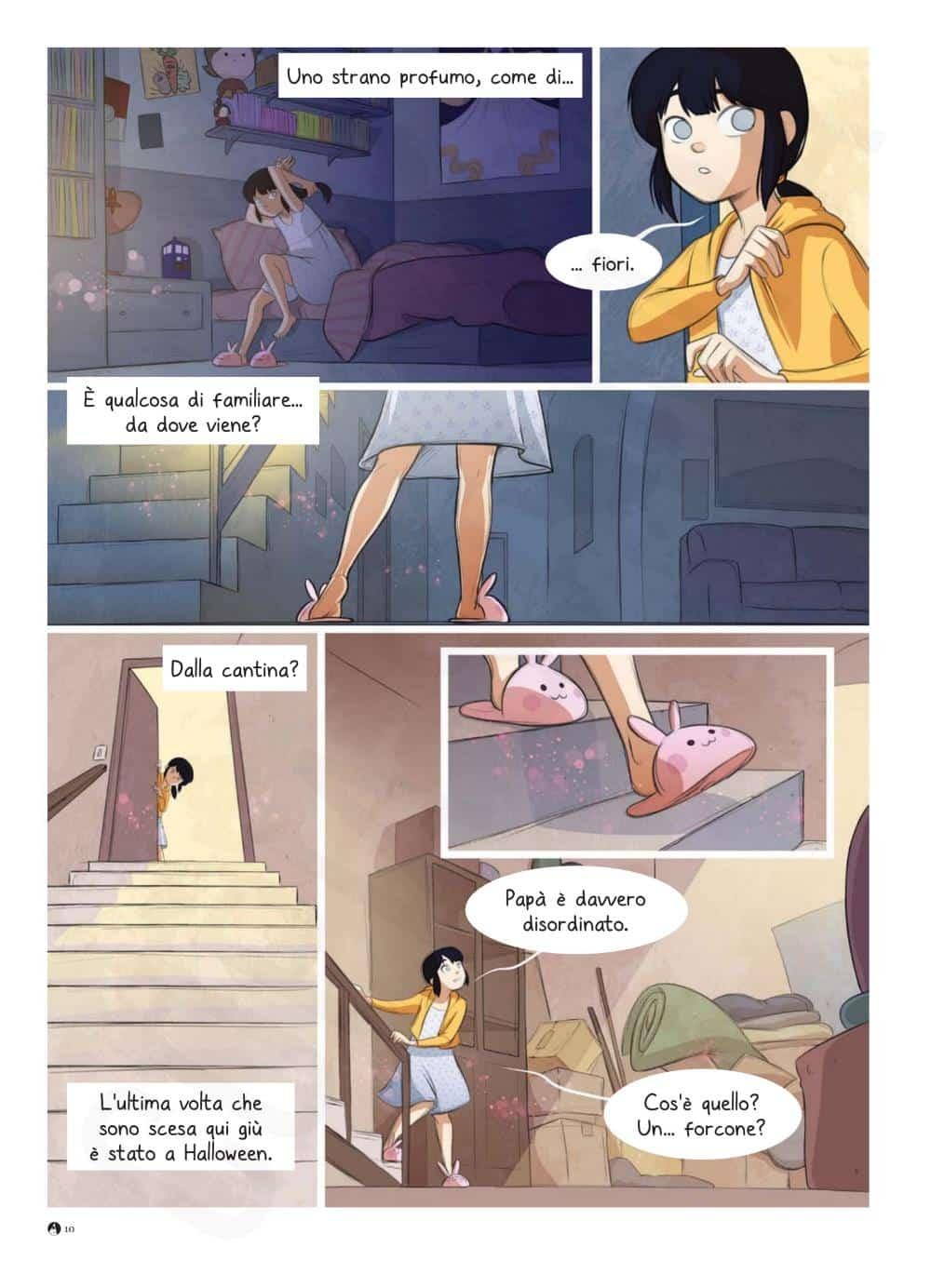 """Anteprima: """"Daisy"""" di Marco Barretta e Lorenza Di Sepio per Tunué_Anteprime"""