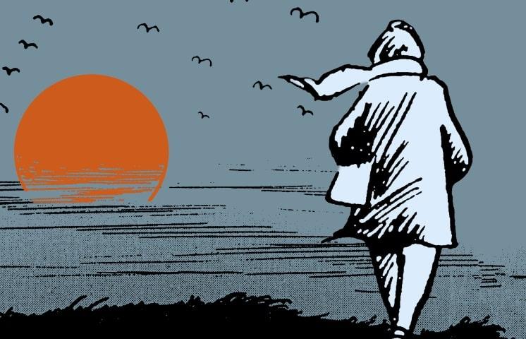 """""""Destino"""" di Tsuge: sprazzi di vita di samurai e mangaka tormentati"""