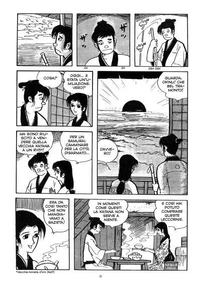"""""""Destino"""" di Tsuge: sprazzi di vita di samurai e mangaka tormentati_Recensioni"""