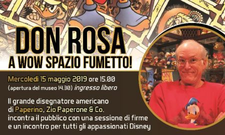 don rosa wow home