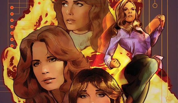 Charlie's Angels/Bionic Woman: in arrivo crossover a fumetti