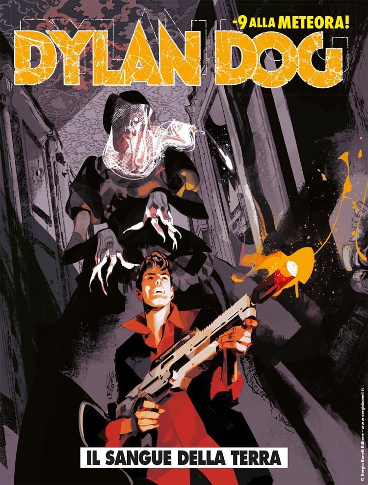 Dylan Dog #391 - Il sangue della Terra (Barbato, Dell'Edera)_BreVisioni