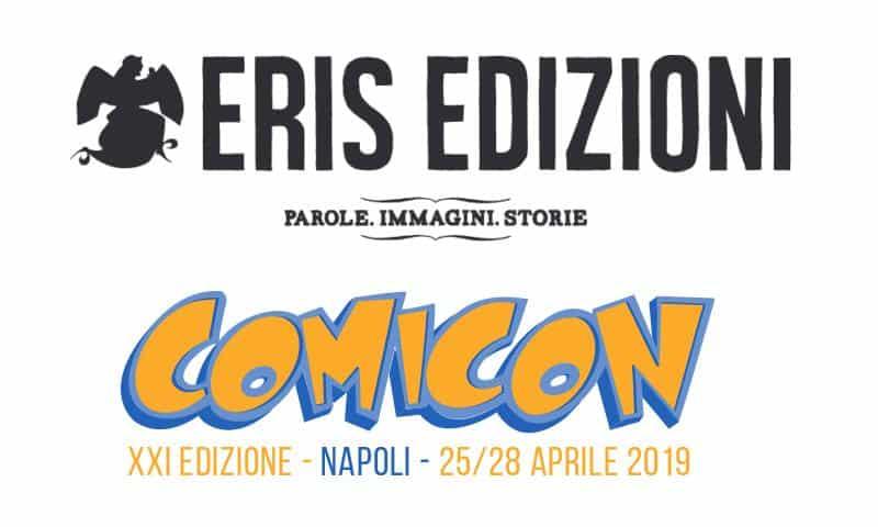 Eris e Progetto Stigma a Comicon 2019