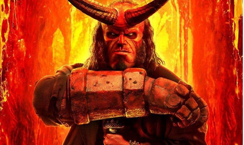 Hellboy verso modesto debutto al Box Office USA