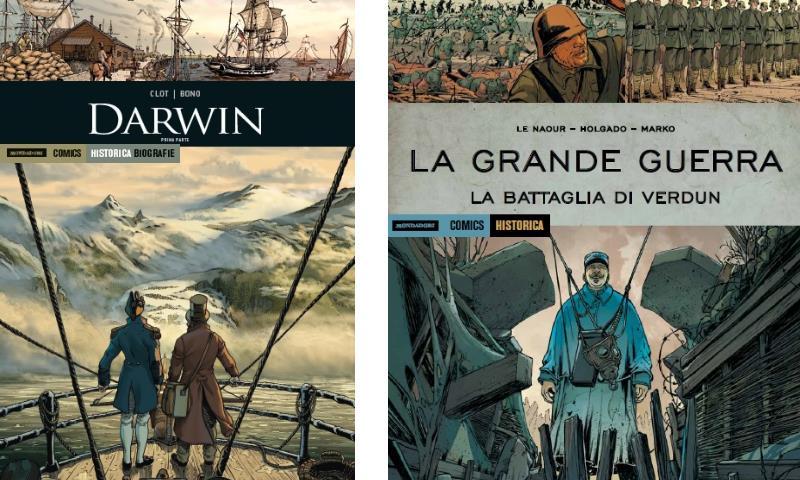 Le uscite Mondadori Comics di Aprile 2019
