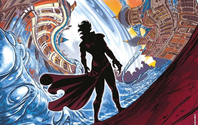 Odessa: un serraglio di alieni per la nuova fantascienza Bonelli