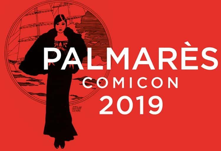 COMICON: i vincitori dei Premi del Palmarès Ufficiale