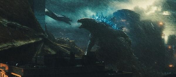Al Comicon i primi 5 minuti di Godzilla II King of the monsters
