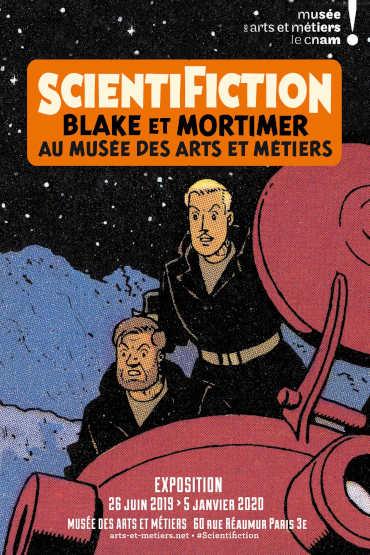 Ecco finalmente il Blake e Mortimer disegnato da Schuiten_Notizie