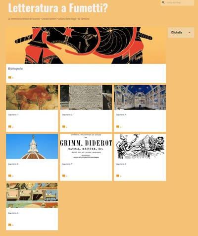 Parole e immagini: storia di un rapporto antico quanto l'umanità_Recensioni