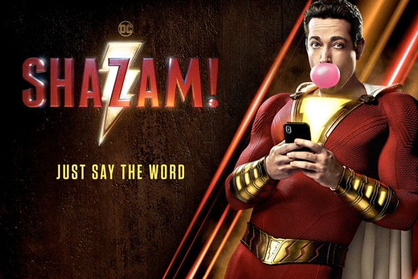 Box Office USA: Shazam ancora primo, Hellboy sotto le aspettative