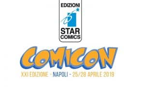 star comics comicon 2019