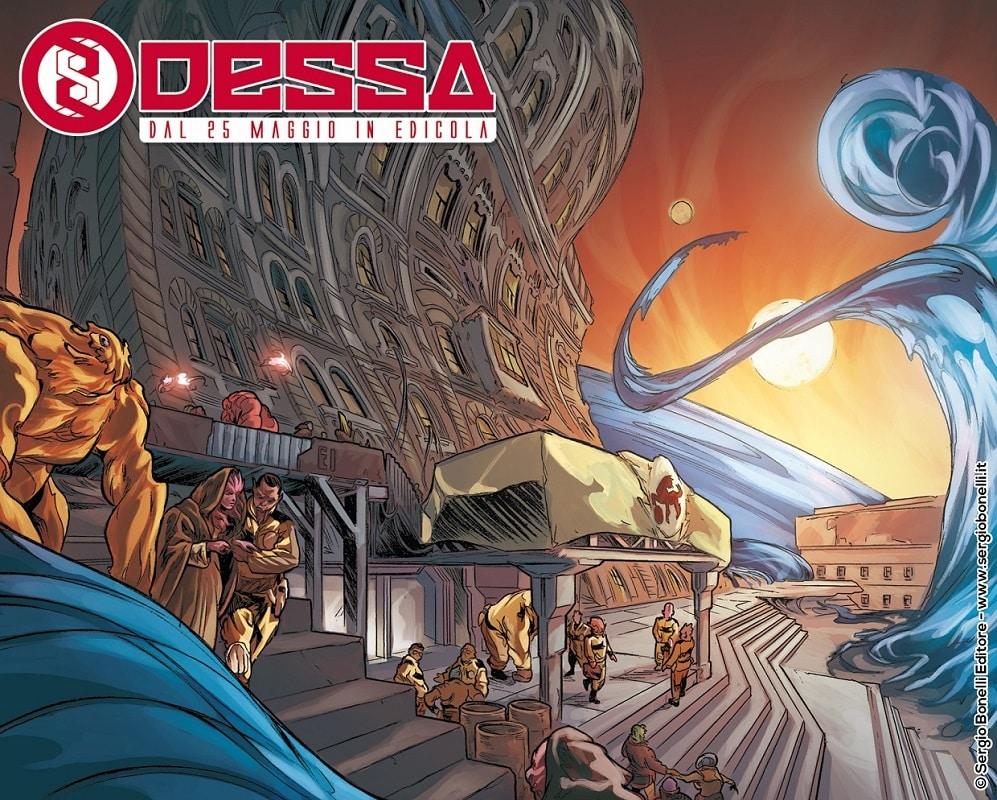 """A Pavia: """"I mostri giapponesi invadono Odessa"""" con Antonio Serra"""