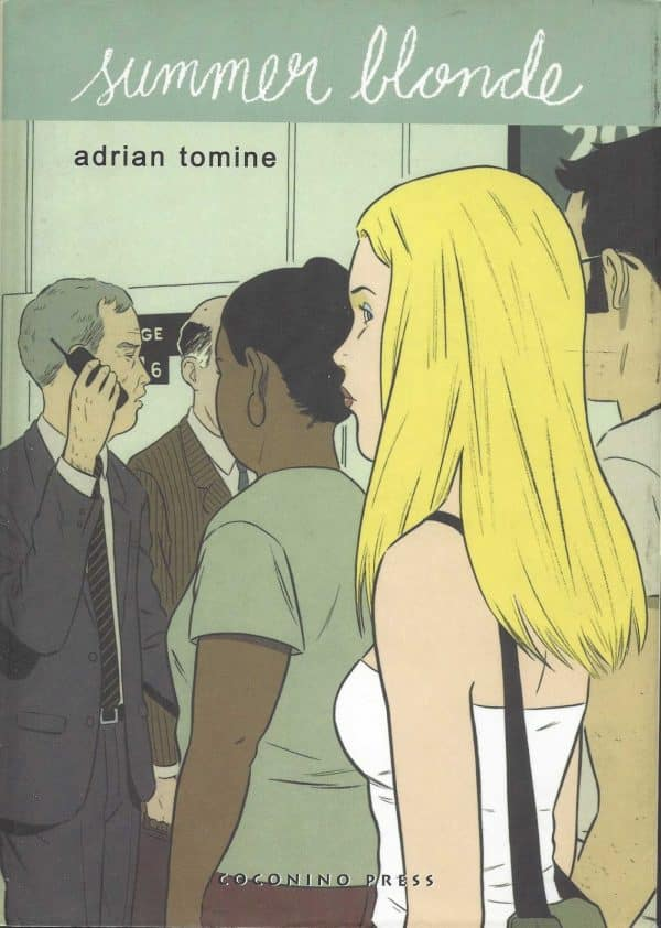 Adrian Tomine – Summer Blonde