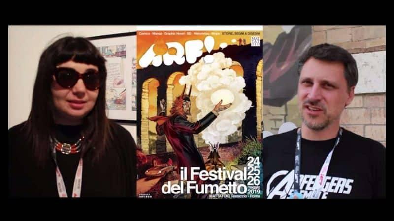 Reportage dall'Arf 2019, 5a edizione del festival romano