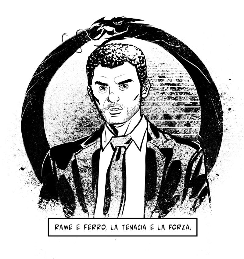 Paracelso in crowdfunding: secondo disegno online di Oscar Celestini_Notizie