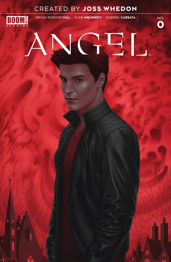 Angel-0_First Issue