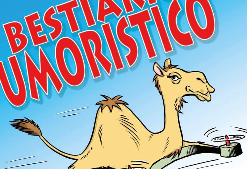 Bestiario umoristico (Tino Adamo, Luca Barbieri)