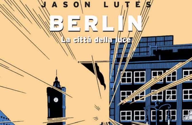 """Jason Lutes e """"Berlin"""" in Italia, a Torino e Roma"""