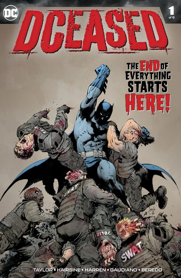 DCeased-1_First Issue