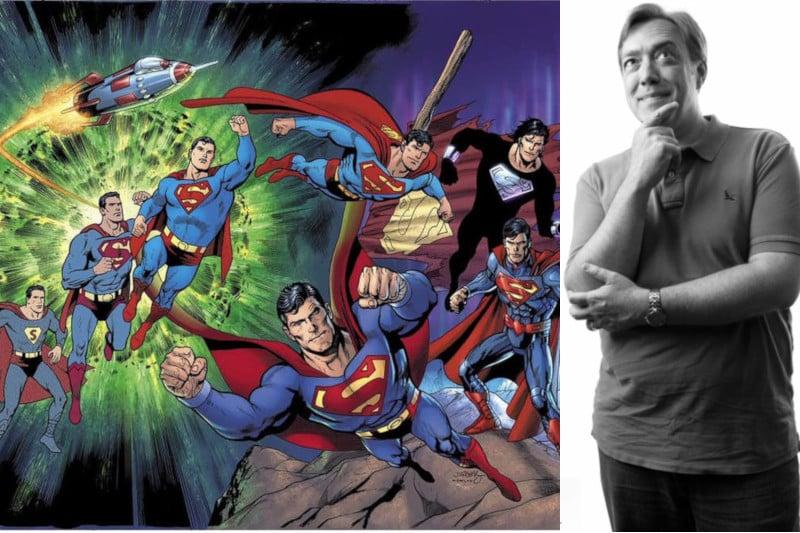 """""""E un giorno uccidemmo Superman"""": intervista a Dan Jurgens"""