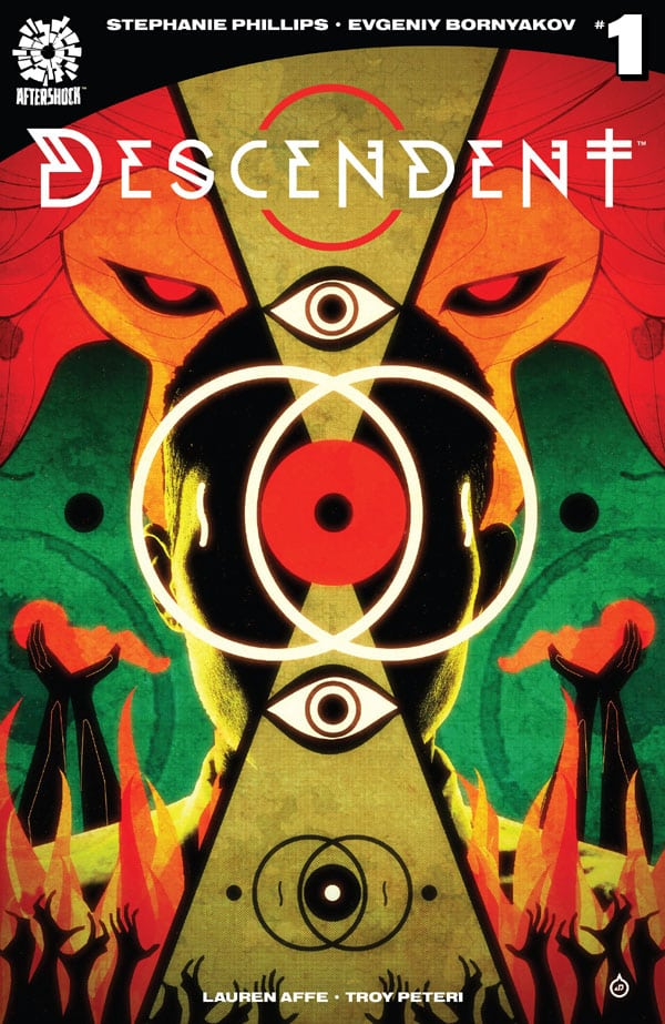 Descendent-1_First Issue