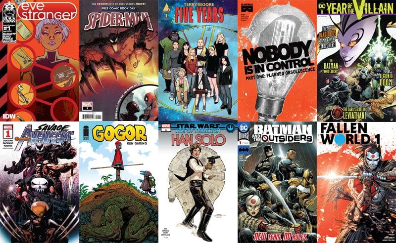 First Issue #46: i nuovi Outsiders di Batman, il ritorno di Carnage