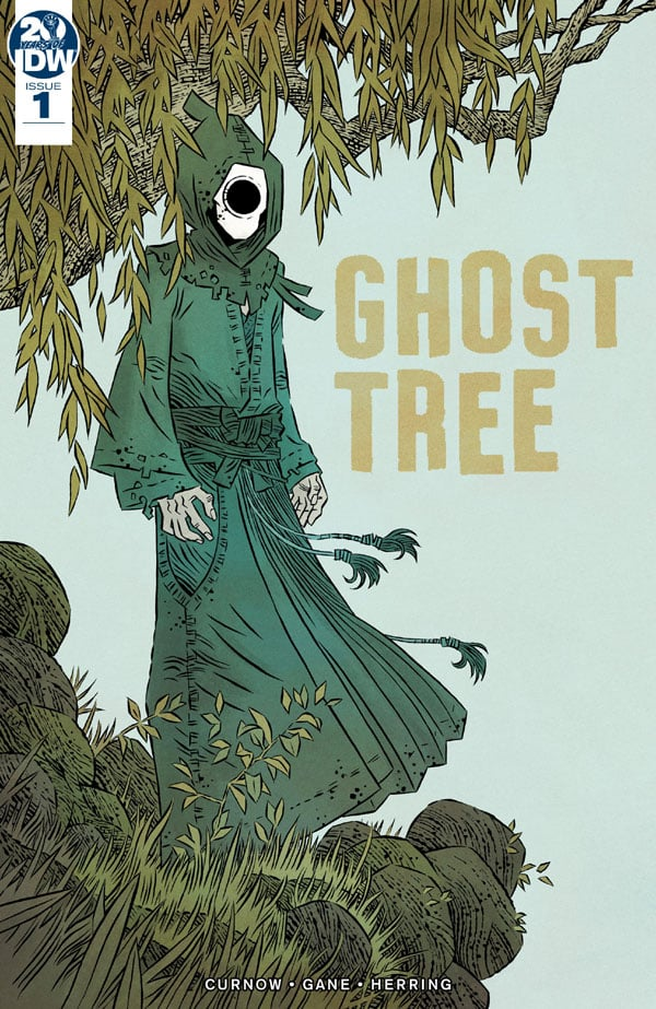 Ghost-Tree-1_First Issue