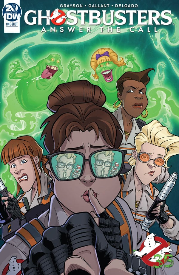 Ghostbusters- 35th Anniversary - Answer the Call Ghostbusters