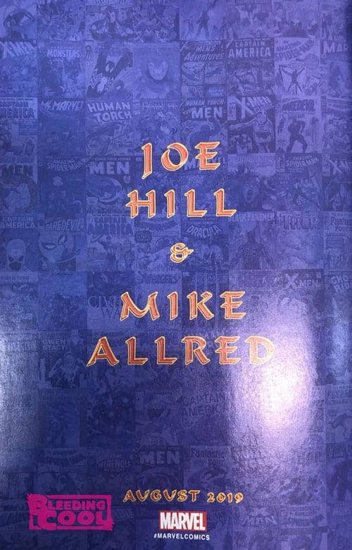 Hill Allred