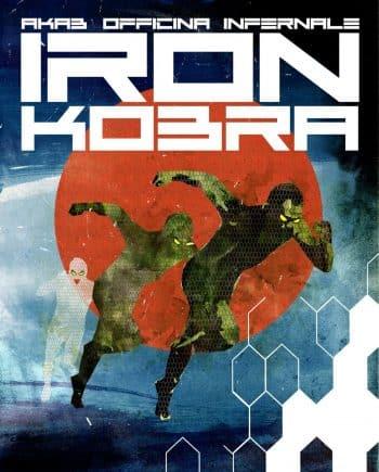 Iron Kobra di Akab e Officina Infernale: sfida al linguaggio_Recensioni