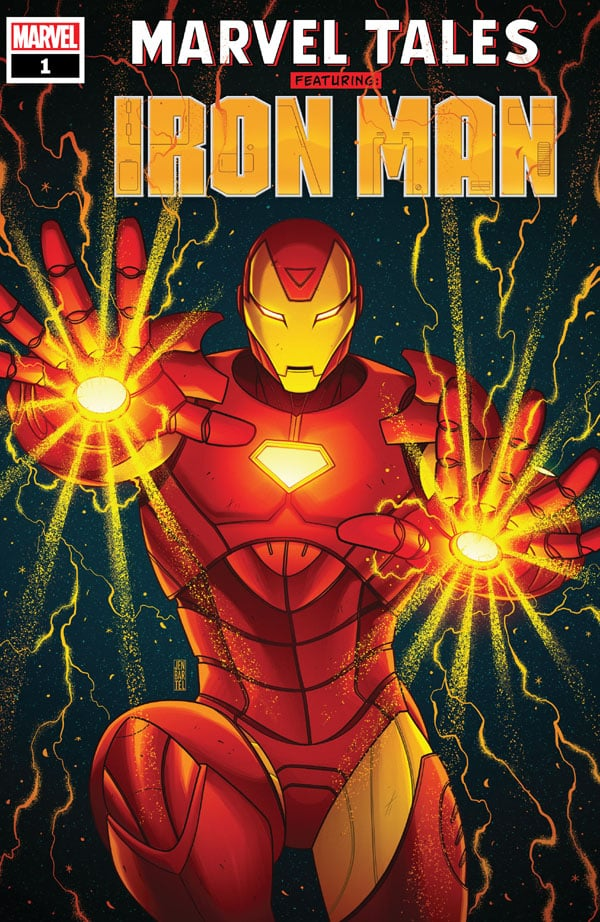 Marvel-Tales-Iron-Man-1_First Issue