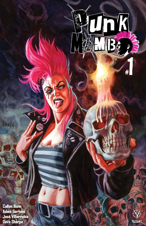 Punk-Mambo-1_First Issue