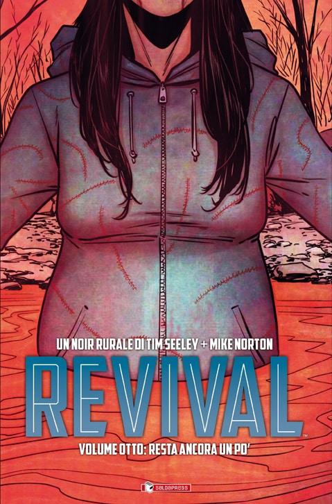 È uscito l'ottavo e ultimo volume di Revival, serie Image