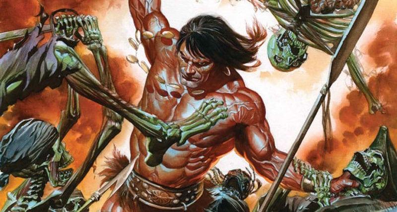 La spada selvaggia di Conan #1 (Duggan, Garney, Isanove)